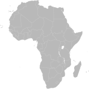 BlankMap-Africa