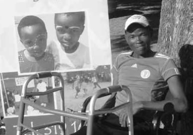 Lebogang: A Pillar of Hope